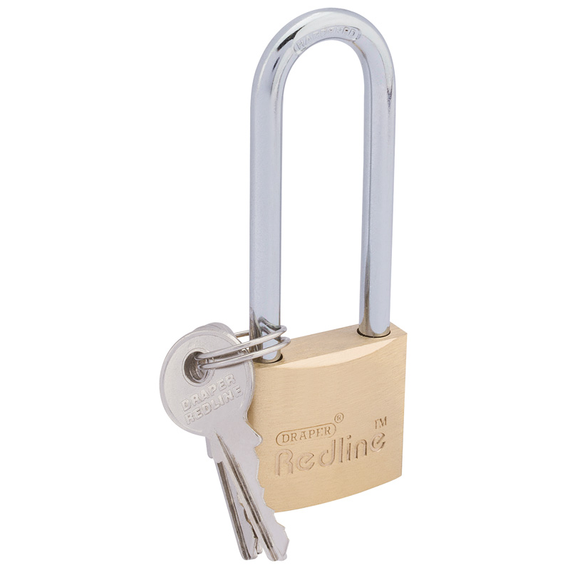 Padlock, 30mm Long Shackle – Now Only £4.18