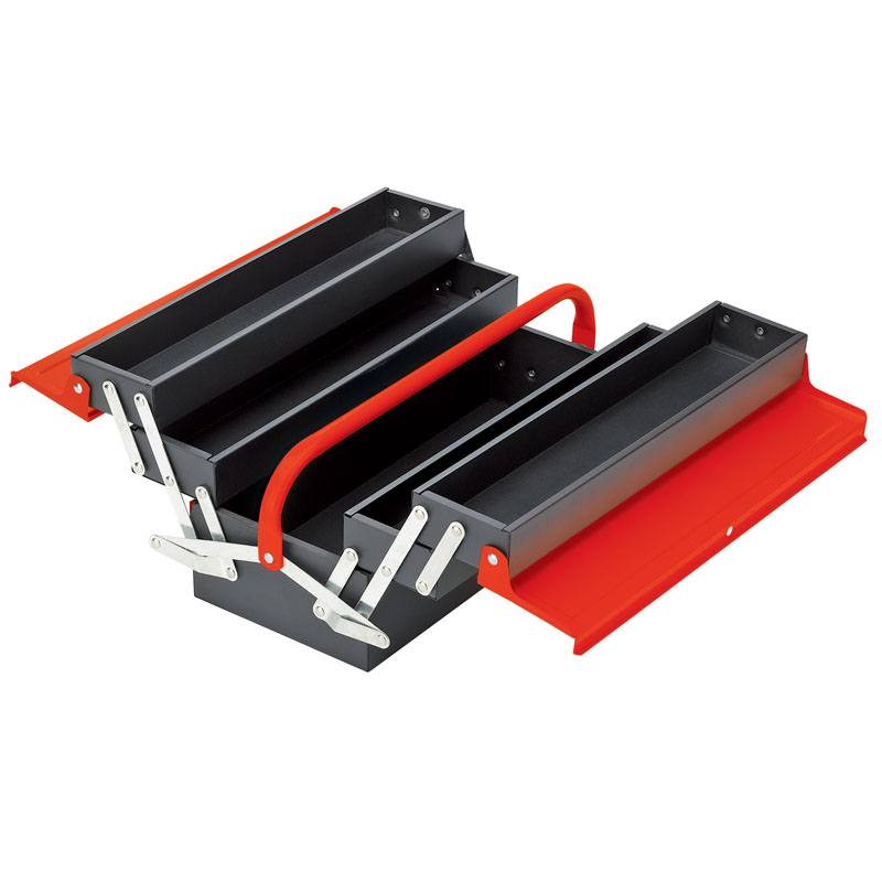 4 Tray Cantilever Tool Box – Now Only £23.43