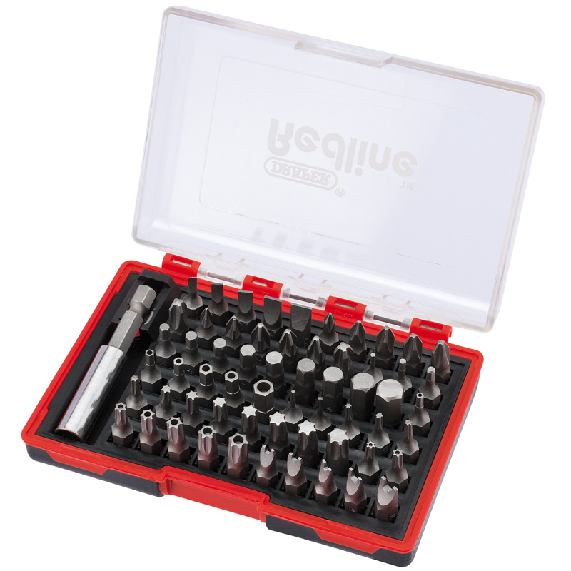 Security Bit Set (61 piece) – Now Only £11.86