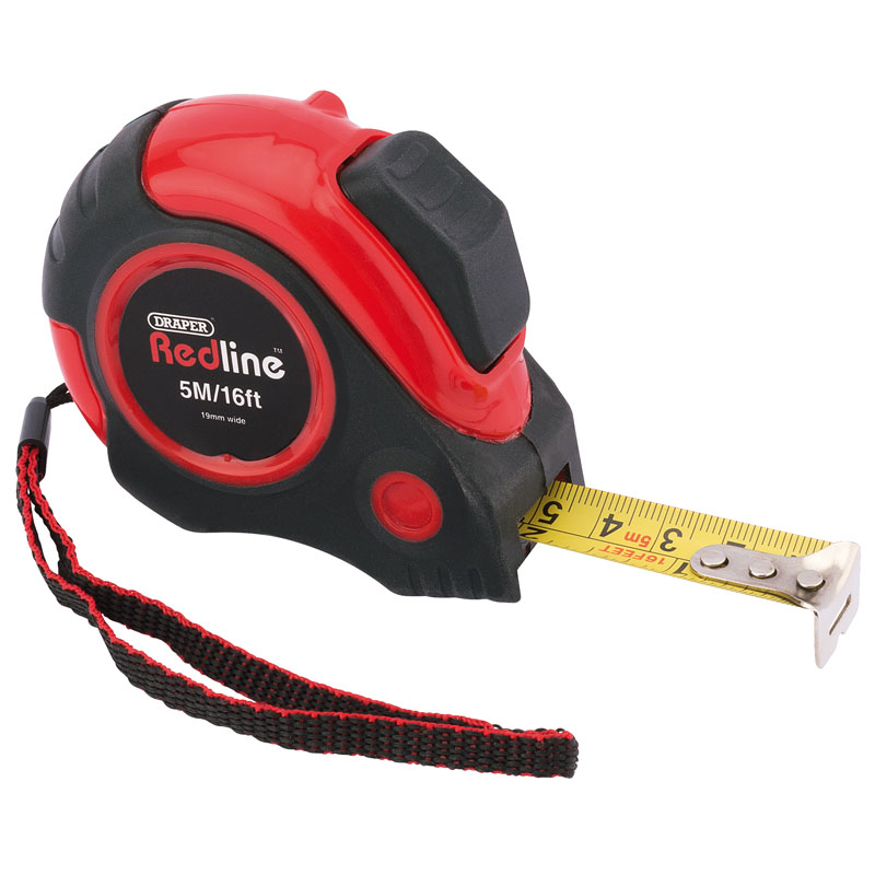 Measuring Tape (5M/16ft) – Now Only £2.63