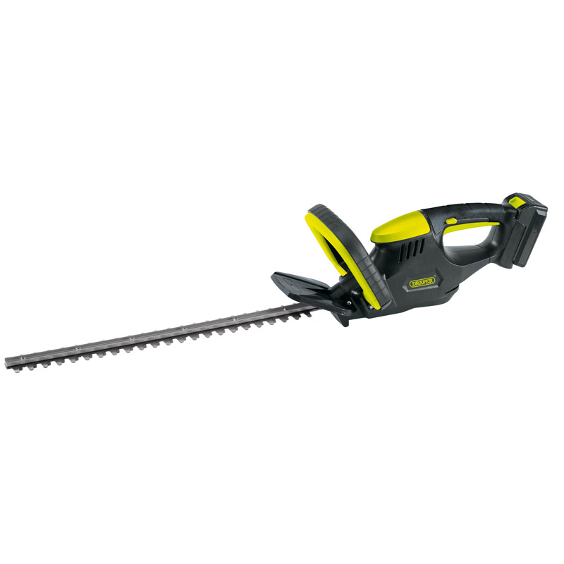 18V Cordless Li-ion Hedge Trimmer with Battery Charger – Now Only £72.99