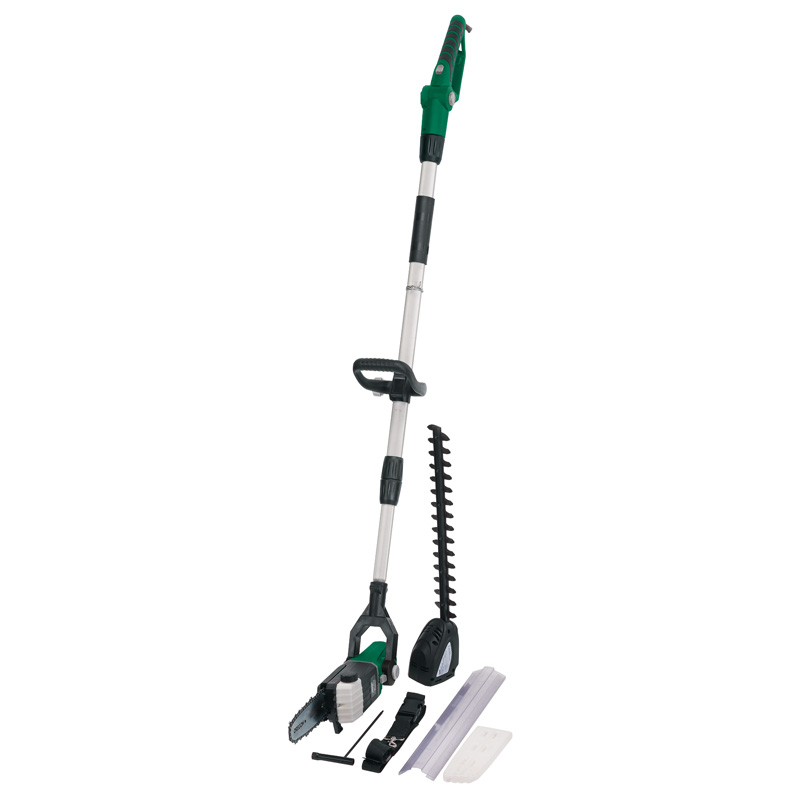 230V 800W Long Reach Polesaw and Hedge Trimmer – Now Only £112.31