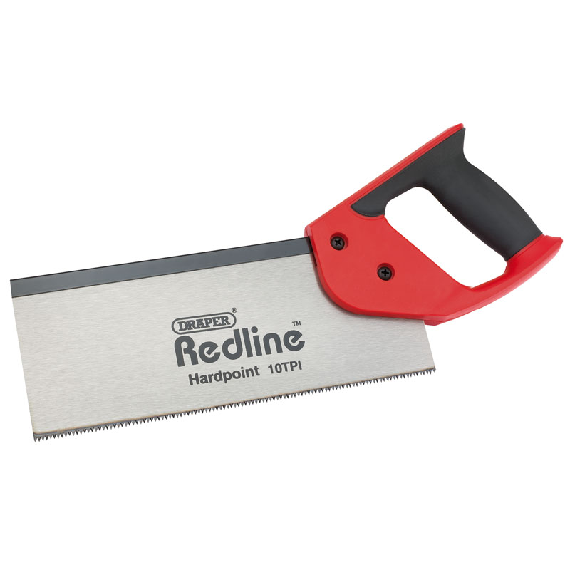 Soft Grip Hardpoint Tenon Saw (250mm) – Now Only £3.24