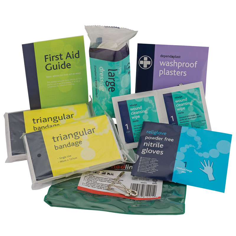 First Aid Kit – Now Only £5.74