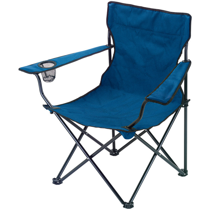 Blue Folding Chair – Now Only £13.17
