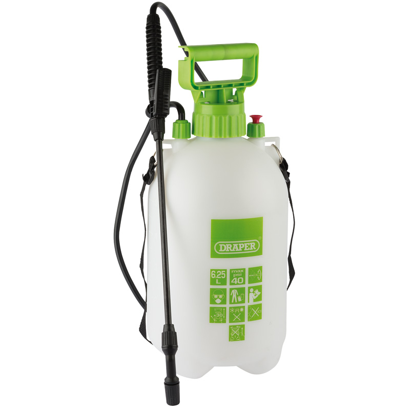 Pressure Sprayer (6.25L) – Now Only £9.39