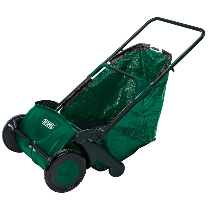 """21"""" Garden Sweeper – Now Only £54.69"""