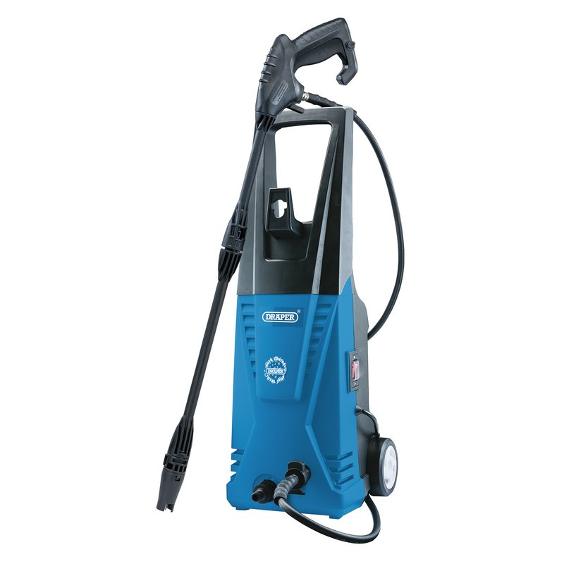 Pressure Washer with Total Stop Feature (1700W) – Now Only £87.60