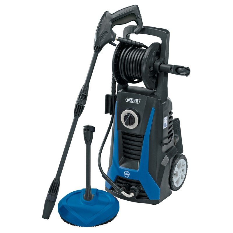 2200W 230V Pressure Washer with Total Stop Feature – Now Only £116.52