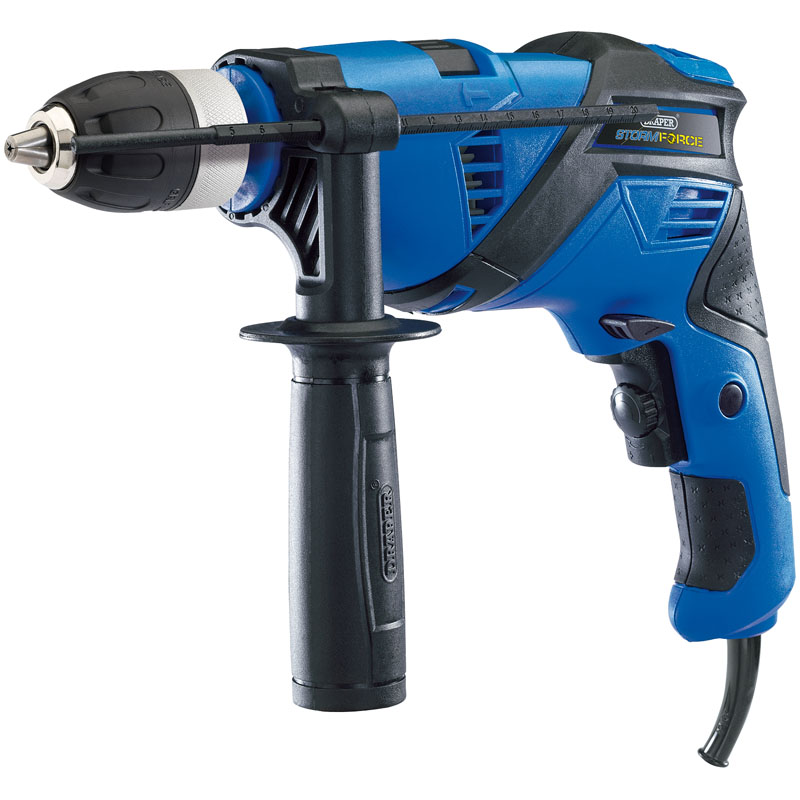 Storm Force® Hammer Drill (600W) – Now Only £33.68