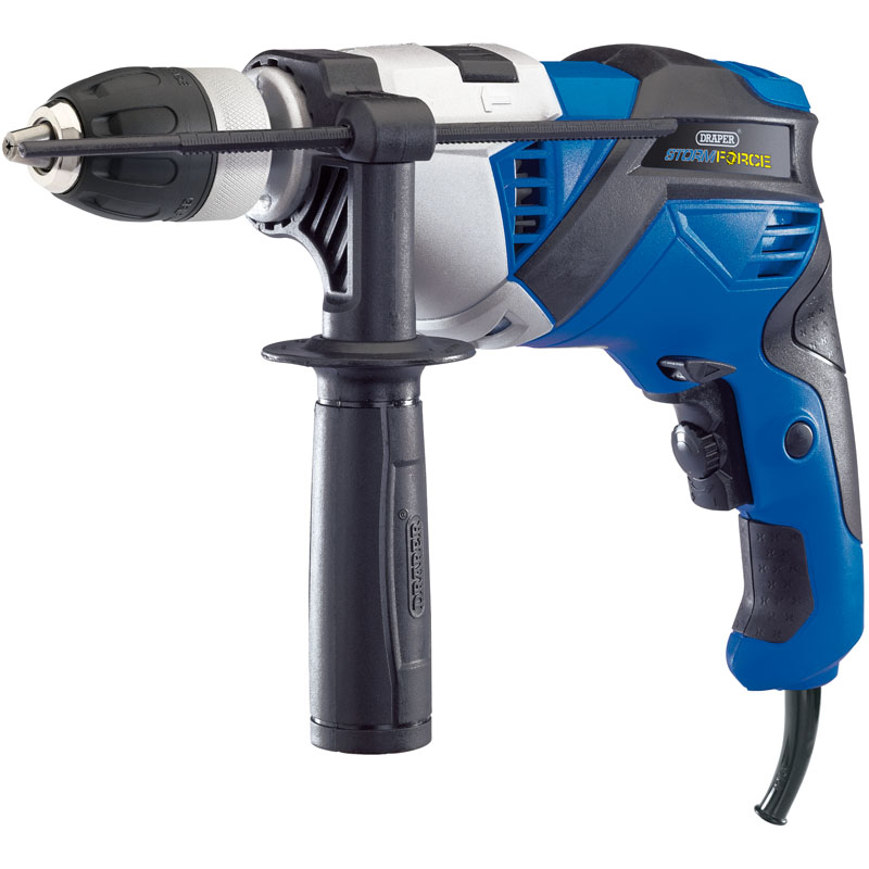 Storm Force® Hammer Drill (810W) – Now Only £46.32