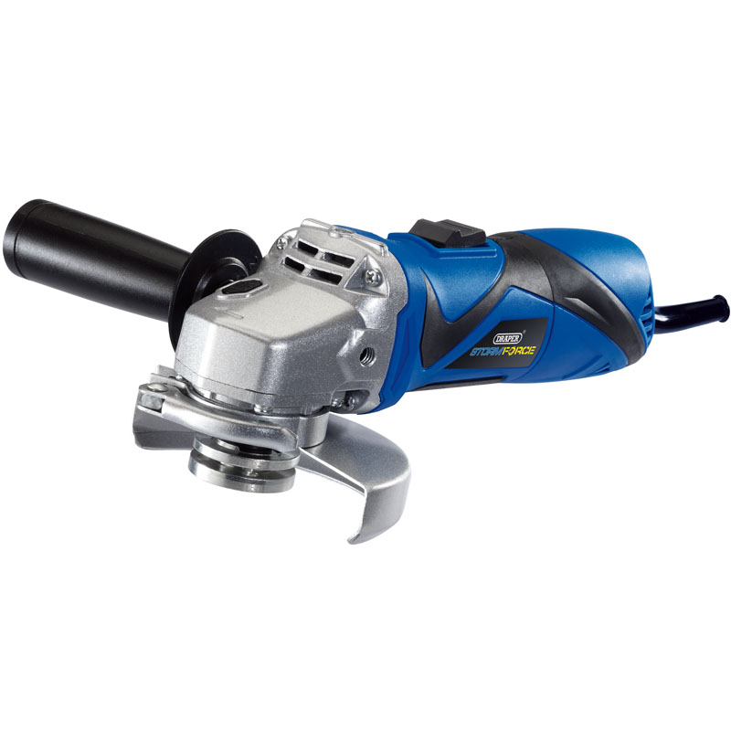Storm Force® 115mm Angle Grinder (830W) – Now Only £35.09