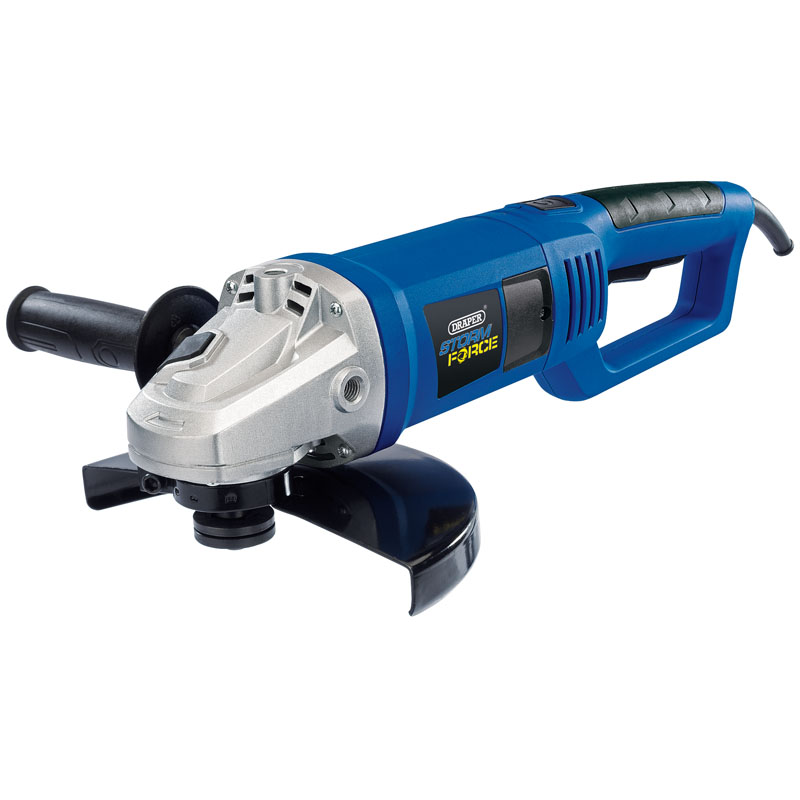 Storm Force® 230mm Angle Grinder (2000W) – Now Only £63.17