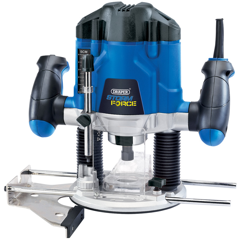 Storm Force® Variable Speed Router Kit (1200W) – Now Only £65.97
