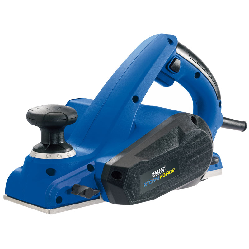 Storm Force® 82mm Planer (650W) – Now Only £42.11
