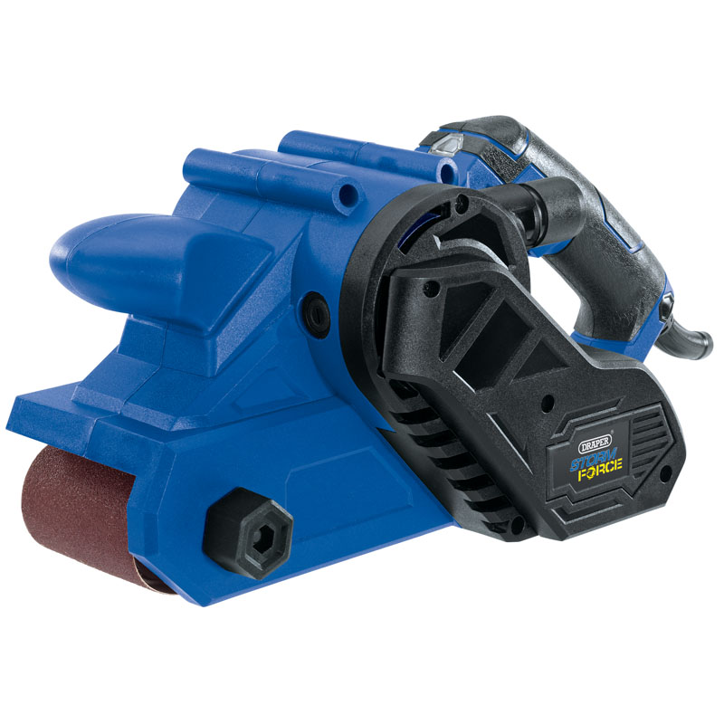 Storm Force® 75mm Belt Sander (900W) – Now Only £56.15