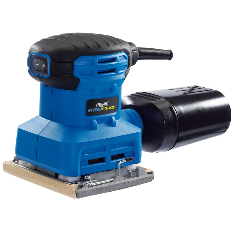 Storm Force® 1/4 Sheet Palm Sander (220W) – Now Only £33.40