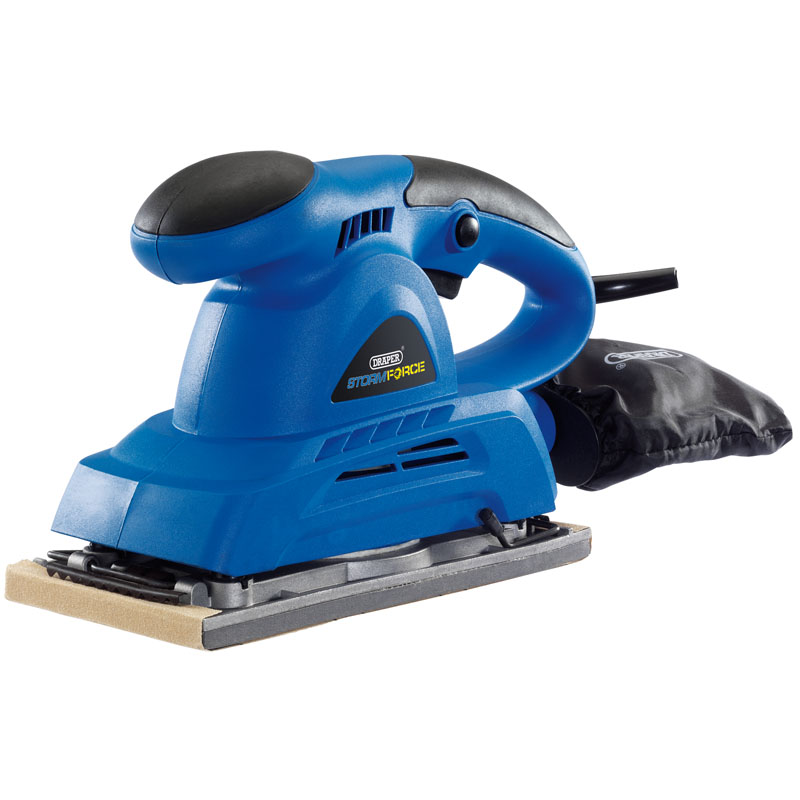 Storm Force® 1/2 Sheet Orbital Sander (300W) – Now Only £41.83