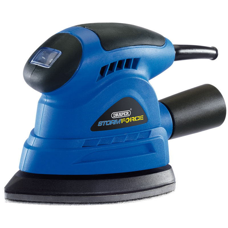 Storm Force® Tri-Palm Sander (130W) – Now Only £22.53