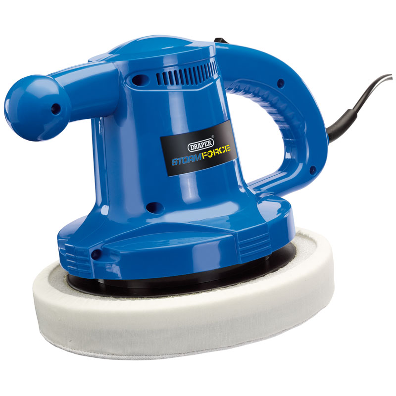 Storm Force® 230V 240mm Polisher (110W) – Now Only £35.09