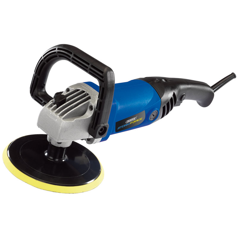 Storm Force® 180mm Angle Polisher (1200W) – Now Only £65.97