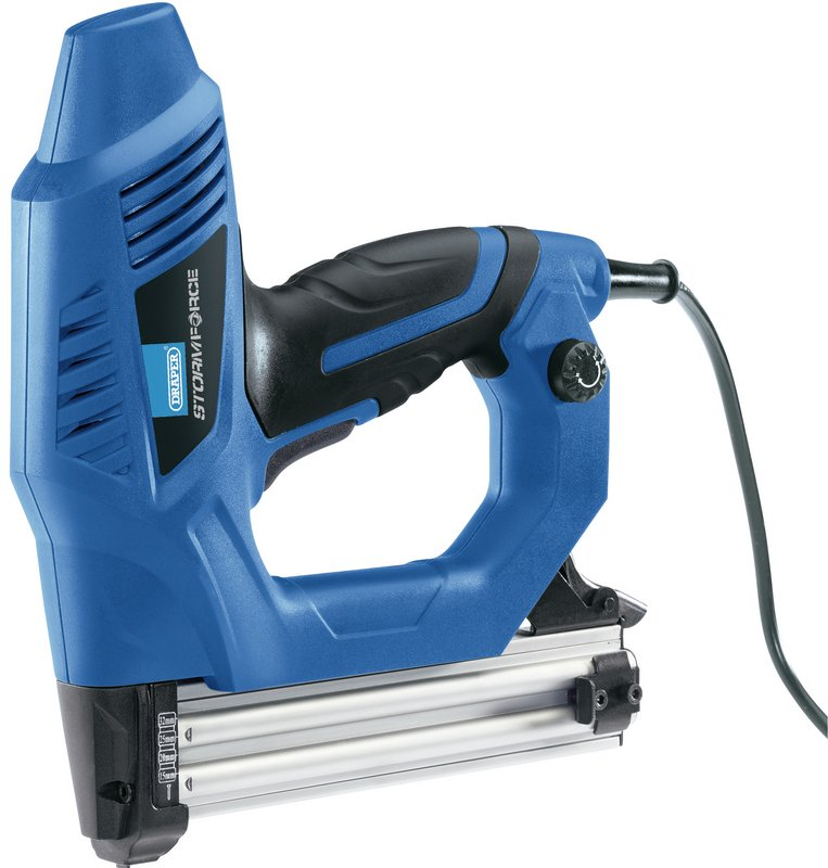 Storm Force® Heavy-Duty Electric Stapler/Nailer Kit – Now Only £38.60