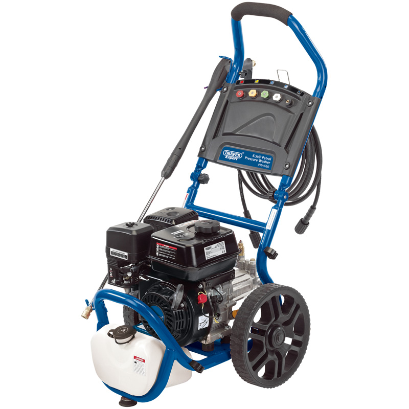 Expert 6.5HP Petrol Pressure Washer – Now Only £301.86