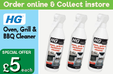 Oven Grill and BBQ cleaner 500ml – Now Only £5.00