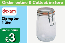 Clip Jar 1.0L – Now Only £3.00