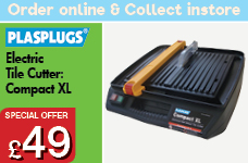 Electric Tile Cutter – Now Only £49.00