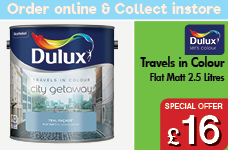 Travels in Colour Flat Mat 2.5L - City Getaway -  – Now Only £16.00