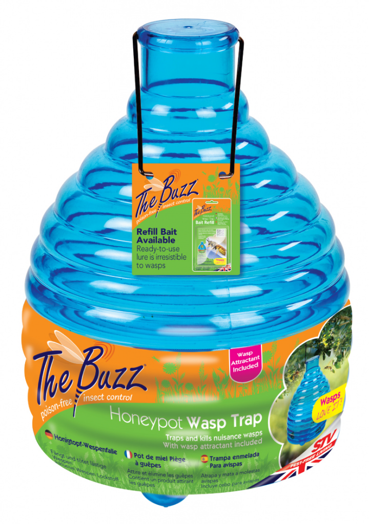 Honeypot Wasp Trap – Now Only £6.00
