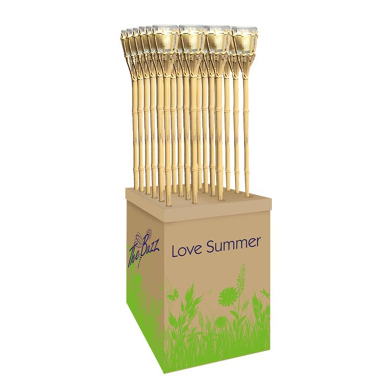 Citronella Bamboo Torch – Now Only £3.50