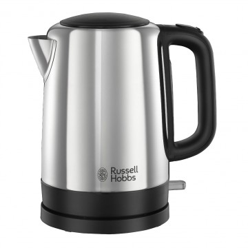 Canterbury Polished Stainless Steel Kettle 1.7L – Now Only £25.00