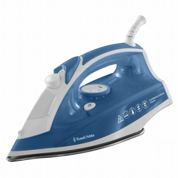Supreme Steam Traditional Iron 2400w – Now Only £15.00