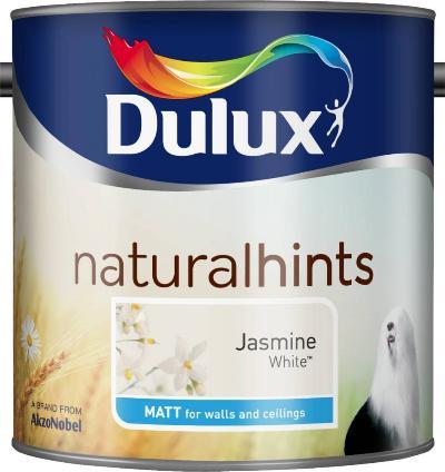 2.5 Litre Matt Emulsion - Jasmine White – Now Only £14.00