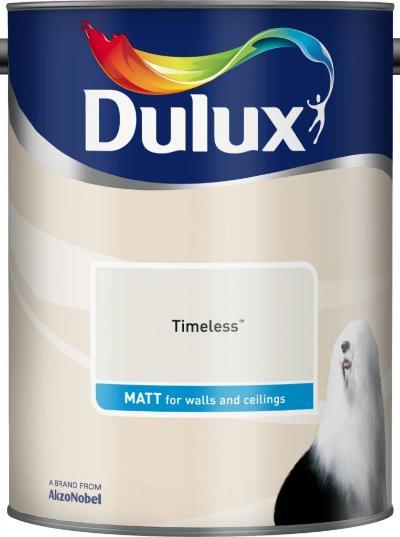 2.5 Litre Matt Emulsion - Timeless – Now Only £14.00