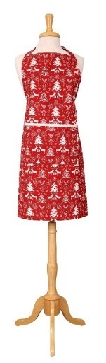 Winter Garden Apron 67 x 83cm – Now Only £9.00