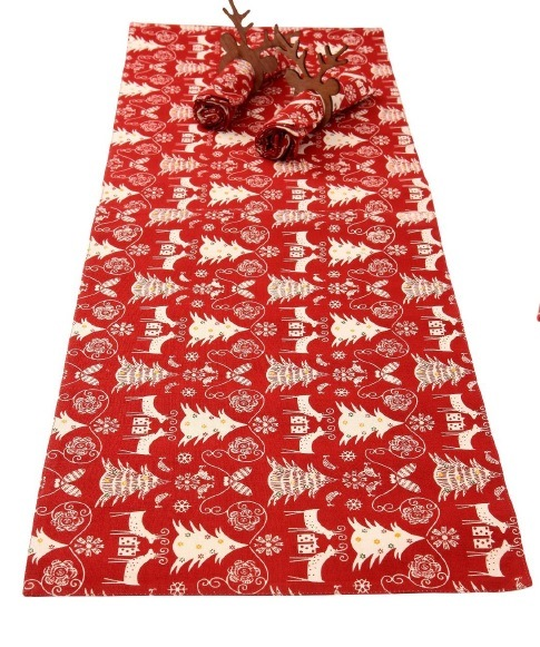 Winter Garden Table runner 200 x 40cm – Now Only £10.00