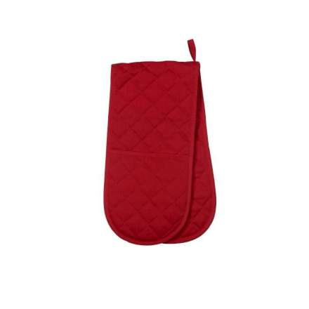 Now Red Double Oven Glove  – Now Only £8.00