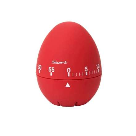 Soft Touch Timer - Red – Now Only £3.00