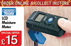 Moisture Meter  – Now Only £15.00