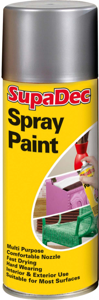 Spray Paint 400ml  -  – Now Only £3.50