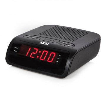 PLL AM/FM Alarm Clock Radio with 0.6 inch LED Display – Now Only £10.00