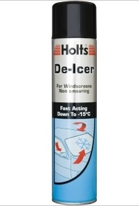 De-Icer Aerosol - 600ml – Now Only £2.00