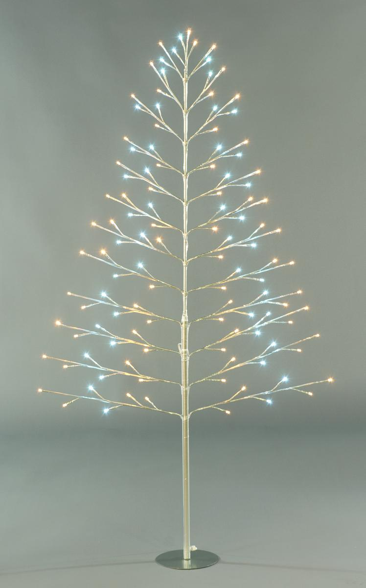 Matt Silver tree - white/warm white LED – Now Only £29.00