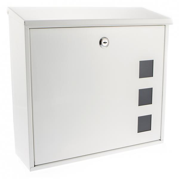 Aire Postbox - White – Now Only £29.00