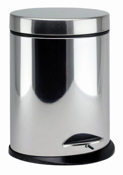 3L Stainless Steel Oval Pedal Bin – Now Only £8.00