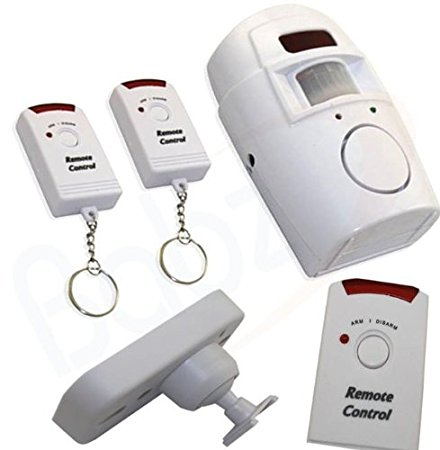 Movement/Motion Sensor Alarm  – Now Only £8.00