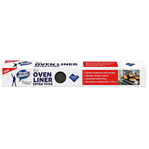 Teflon Oven Liner – Now Only £7.00